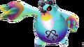 Kooma Panda (Cauchemar rare) DDD
