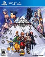 Kingdom Hearts HD 2.8 Final Chapter Prologue Boxart NA