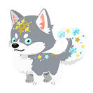 Silver Snowpup (Spirit) KHUX