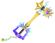 Ephemera's Keyblade Starlight 4 KHX