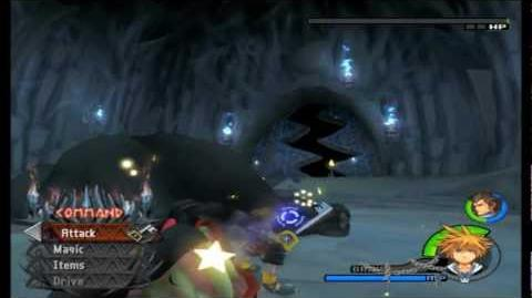 Kingdom Hearts 2 Final Mix - Cerberus(English,Critical)-No Damage-