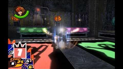 Kingdom Hearts Re Chain of Memories - Boss Oogie Boogie