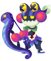 Poison Archer KHUX