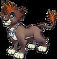 Sora- Lion Form (Art) KHII.png