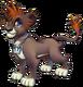 Sora- Lion Form (Art) KHII
