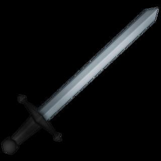Espada del Príncipe Felipe, la Espada de la Verdad.