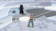 Young Xehanort VS Riku KH3D