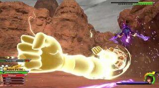 Kingdom Hearts III Expert Combat contre Obscurantis