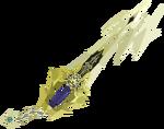 Foreteller Gula's Keyblade KHX