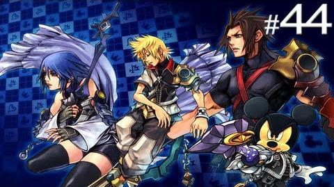 Kingdom Hearts Birth by Sleep Final Mix - Part 44 Secret Episode - BBS Volume 2 -