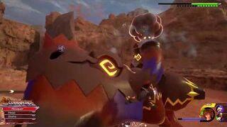 Kingdom Hearts III Critique Portail de combat 13