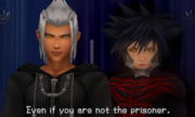 Vanitas and Young Xehanort Dream Distance Drop