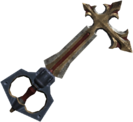 Graveyard Keyblade Sleeping Lion KHBBS