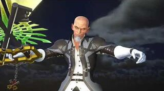 Kingdom Hearts III Re Mind Handicap Combat contre Maître Xehanort