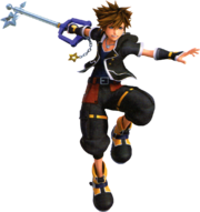 Sora (Seconde forme) KHIII