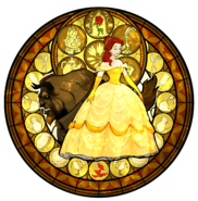 Station of Awakening- Belle (Art) KH