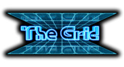 The Grid Logo KH3D