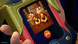 Chip & Dale KHIII Phone
