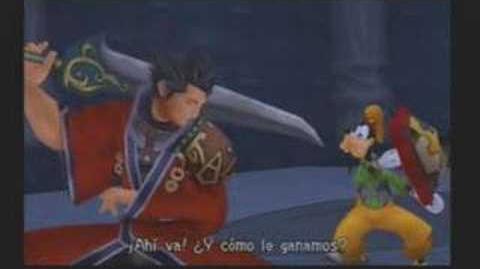 Kingdom Hearts 2 Hades