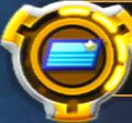 Médaille Gummi KH2 9
