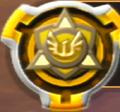 Médaille Gummi KH2 18