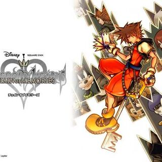 Póster de Kingdom Hearts: Chain of Memories