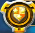 Médaille Gummi KH2 15