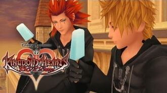 Kingdom Hearts HD 1.5 ReMIX '358 2 Days English Opening CInematic' 1080p TRUE-HD QUALITY