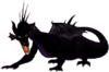 Maleficent- Dragon Form KHBBS