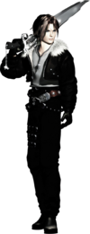 Squall FFVIII