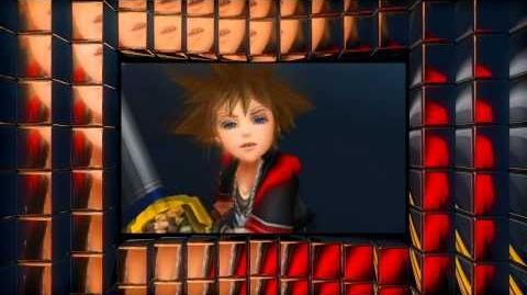 KINGDOM HEARTS 3D Jump Festa 2012 long Ver