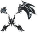 Keyblade Glider (Xehanort) KHBBS