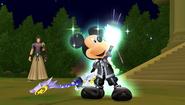 Mickey et Terra