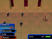 Sistema de combate (Laberinto) KHRCO