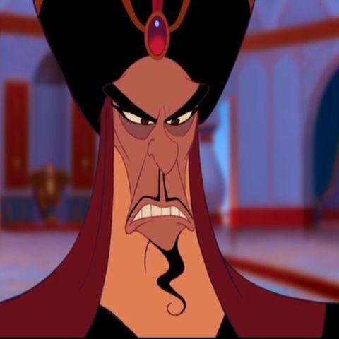 Yafar en la película de Disney