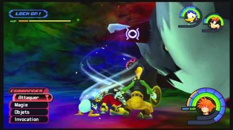 Kingdom Hearts -HD 1.5 ReMIX- Combat contre Behemoth