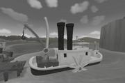 Steam Boat KHII