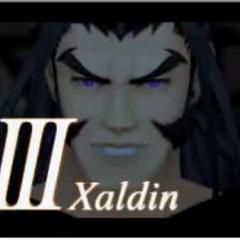 El número III (3) Xaldin