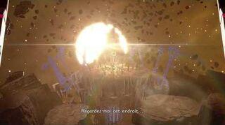 Kingdom Hearts III Expert Combat contre la Pyramide colossale