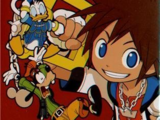 Kingdom Hearts: Chain of Memories (Manga)