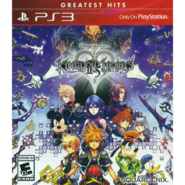 Kingdom Hearts HD 2.5 ReMIX Boxart (Greatest Hits) NA