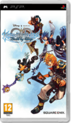 Kingdom Hearts Birth by Sleep Boxart EU