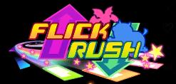 Flick Rush Logo KH3D
