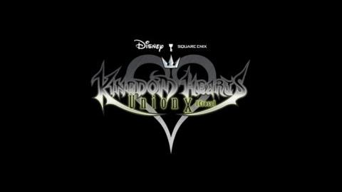 KINGDOM HEARTS Union χ Cross Teaser