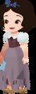 Snow White (Rags) KHX