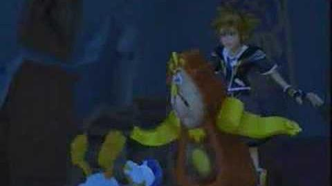 Kingdom Heart II La Bete