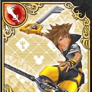 Carta de ataque de Sora (rango SR+)