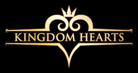 Kingdom Hearts (Logo Série)