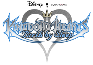Kingdom Hearts Birth by Sleep Logo KHBBS
