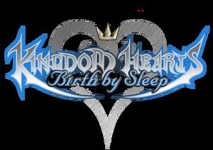 Kingdom Hearts Birth by Sleep Logo KHBBS